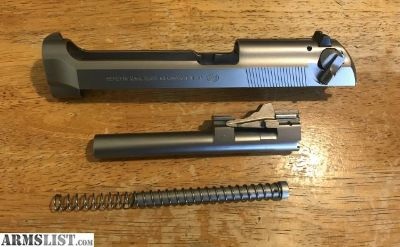 For Sale: Beretta 92FS 9MM Stainless Complete Upper Assembly