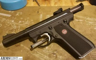 For Sale: Ruger 22/45 Mk3 .22LR (Used)