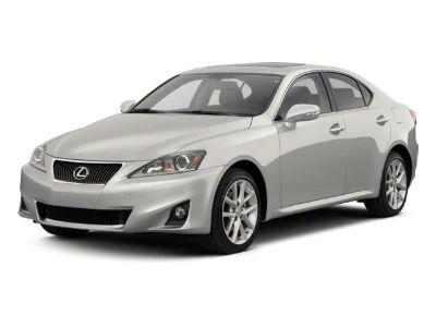 2012 Lexus IS 250 Base (Not Given)