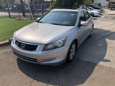 2008 Honda Accord EX (Silver)