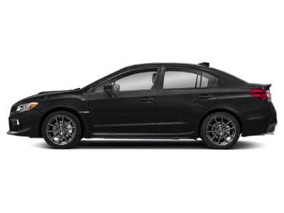 2019 Subaru WRX Limited (Crystal Black Silica)