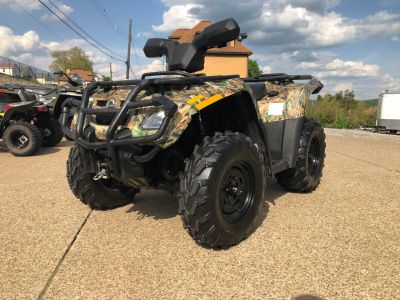 2007 Can-Am Outlander XT 400 H.O. ATV Utility Tarentum, PA