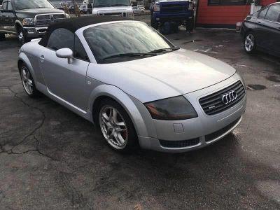 2001 Audi TT 225hp quattro (Gray)