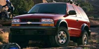 2002 Chevrolet Blazer LS (Summit White)