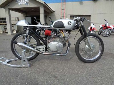 $4,995, 1969 Honda CL175 Antique/Vintage