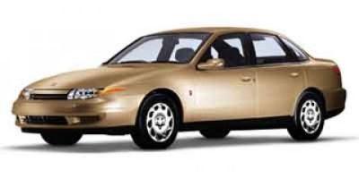 2002 Saturn L-Series L200 (Bright Silver)