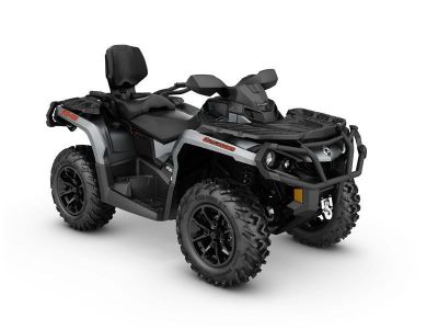 2017 Can-Am Outlander MAX XT 650 Utility ATVs Holdenville, OK