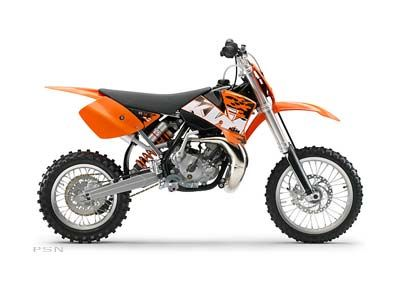 2008 KTM 65 SX Motocross Motorcycles Indianapolis, IN