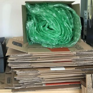Moving boxes FREE. PPU