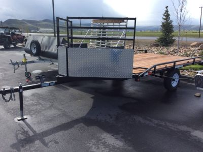 2017 Other QUADTRAX 8X12 Equipment Trailer Trailers Kamas, UT