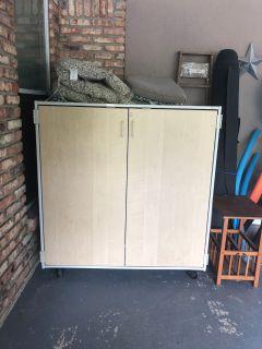 Heavy Duty Mobile Filing Cabinet