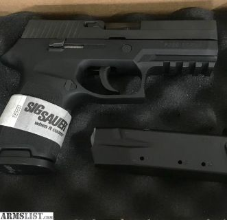 For Sale: Sig Sauer 250c 40 cal