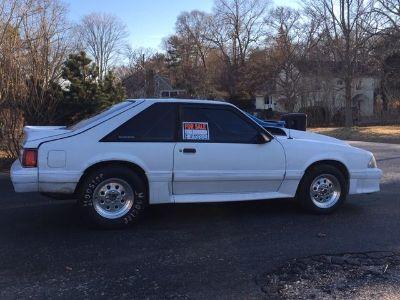 1989 Mustang street/strip