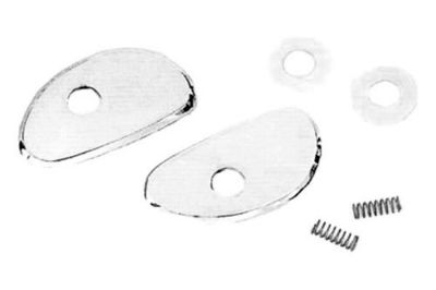 Find Goodmark GMK3020441653P - 65-66 Ford Mustang Left Right Door Handle Cups 2 Pcs motorcycle in Tampa, Florida, US, for US $19.84