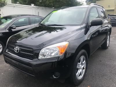 2008 Toyota RAV4 Base (Black)