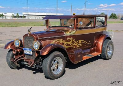 1927 Oldsmobile 2 Door Sedan Street Rod