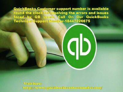 QuickBooks Support  Number 18447226675 QB Customer Service
