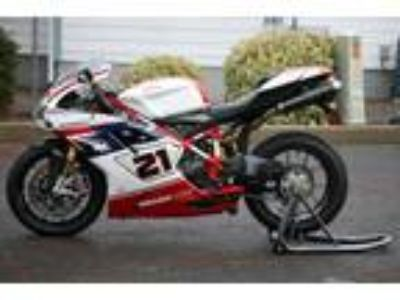 2009 Ducati 1098R Bayliss LE