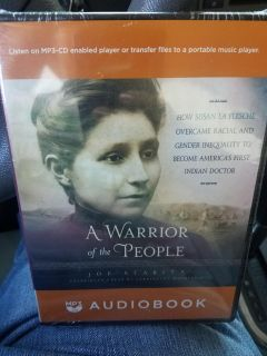 A warrior of the people mp3 audio cd