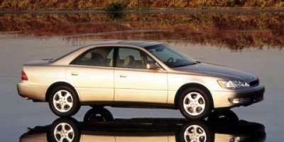 1999 Lexus ES 300 Base (Silver)