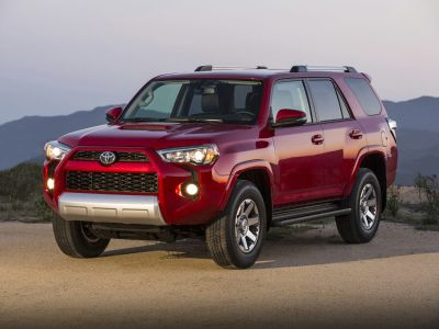2019 Toyota 4Runner TRD Off-Road (Nautical Blue Metallic)