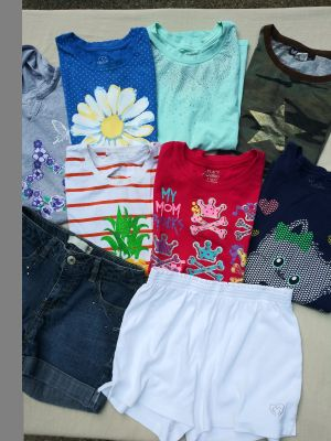 Girl's ( Size 10/12 ) Summer Clothes Lot
