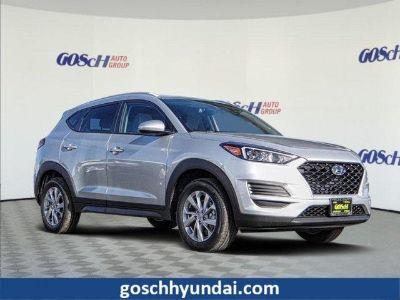 2019 Hyundai Tucson Value (Molten Silver)