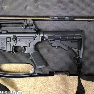 For Sale: AR15 Bushmaster
