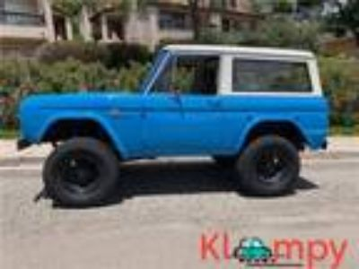 1969 Ford Bronco 4WD 4BBL