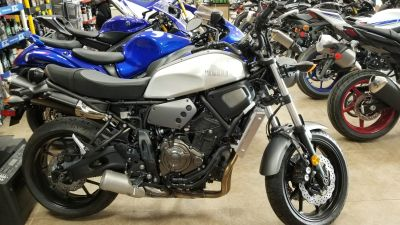 2018 Yamaha XSR700 Sport Motorcycles Mineola, NY