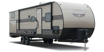 2019 Forest River Wildwood 26DBUD