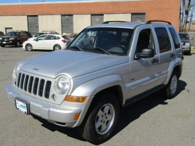 2006 Jeep Liberty Sport (Bright Silver Metallic)