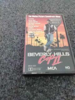 Beverly Hills Cop ll cassette