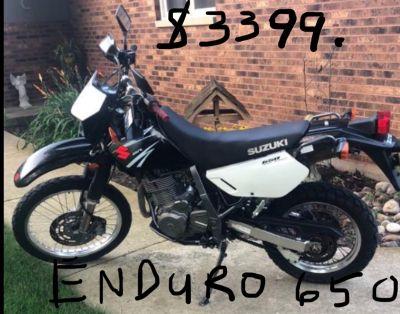 2007 Suzuki DR 650