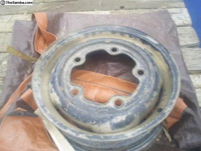 1961-63 Wheel
