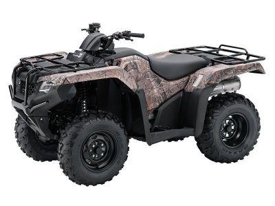 2014 Honda FourTrax Rancher 4x4 ATV Utility Janesville, WI