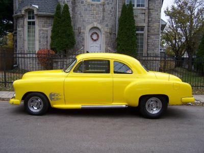 1951 Chevrolet could TRADE