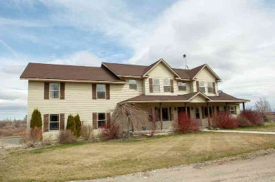 1054 W Ferry Butte Road Blackfoot Six BR, Dream Home located on