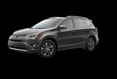 2018 Toyota RAV4 XLE Hybrid AWD-i (Magnetic Gray Metallic)