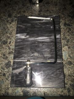 Marble cheese slicer needs new wire