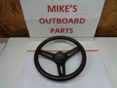 """Purchase NEW 3 SPOKE STEERING WHEEL """"D"""" 13 DIAM. 3.25"""" DEEP@@CHECK THIS OUT@@@ motorcycle in Atlanta, Georgia, United States, for US $44.99"""