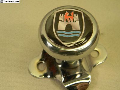 Deluxe Heavy Duty VW Wolfsburg Wheel Knob