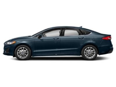 2019 Ford Fusion S FWD (Blue Metallic)