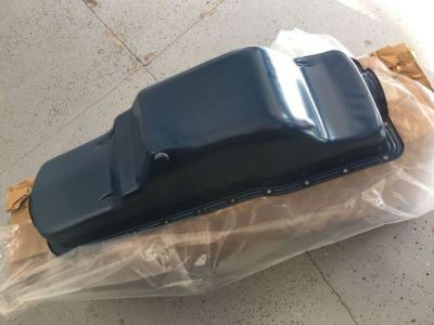 Buy 1965 1966 67 68 69 Ford Mustang 170 200 cid 6 cylinder Oil Pan New Free Shippng motorcycle in Saint Charles, Missouri, United States, for US $149.95