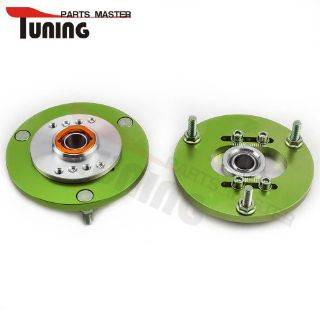 Buy For BMW E36 3 Series M3 92 99 Front Coilover Green Camber Plate Kit Sales - Pair motorcycle in Rowland Heights, California, United States, for US $120.00