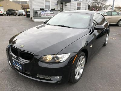 2008 BMW 3-Series 335xi (Black)