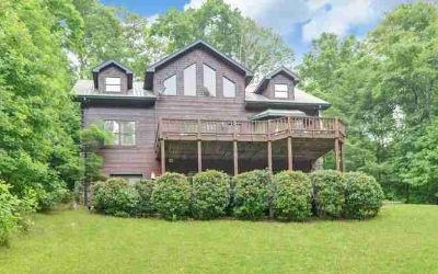 80 April Lane Blue Ridge Three BR, Log Home Impeccably Maintained