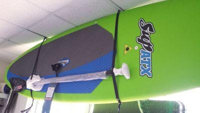 SUP ATX Paddleboard / SUPATX RAIDER Series – GREEN