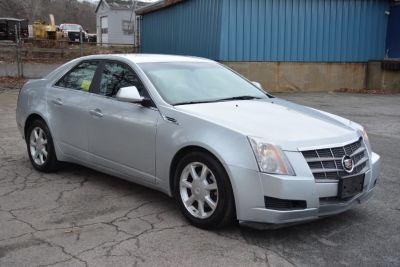 2009 Cadillac CTS 3.6L V6 (Radiant Silver)