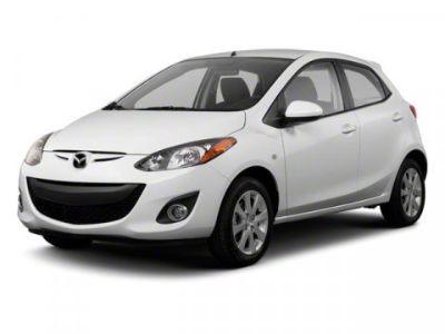 2011 Mazda Mazda2 Touring (Crystal White Pearl)